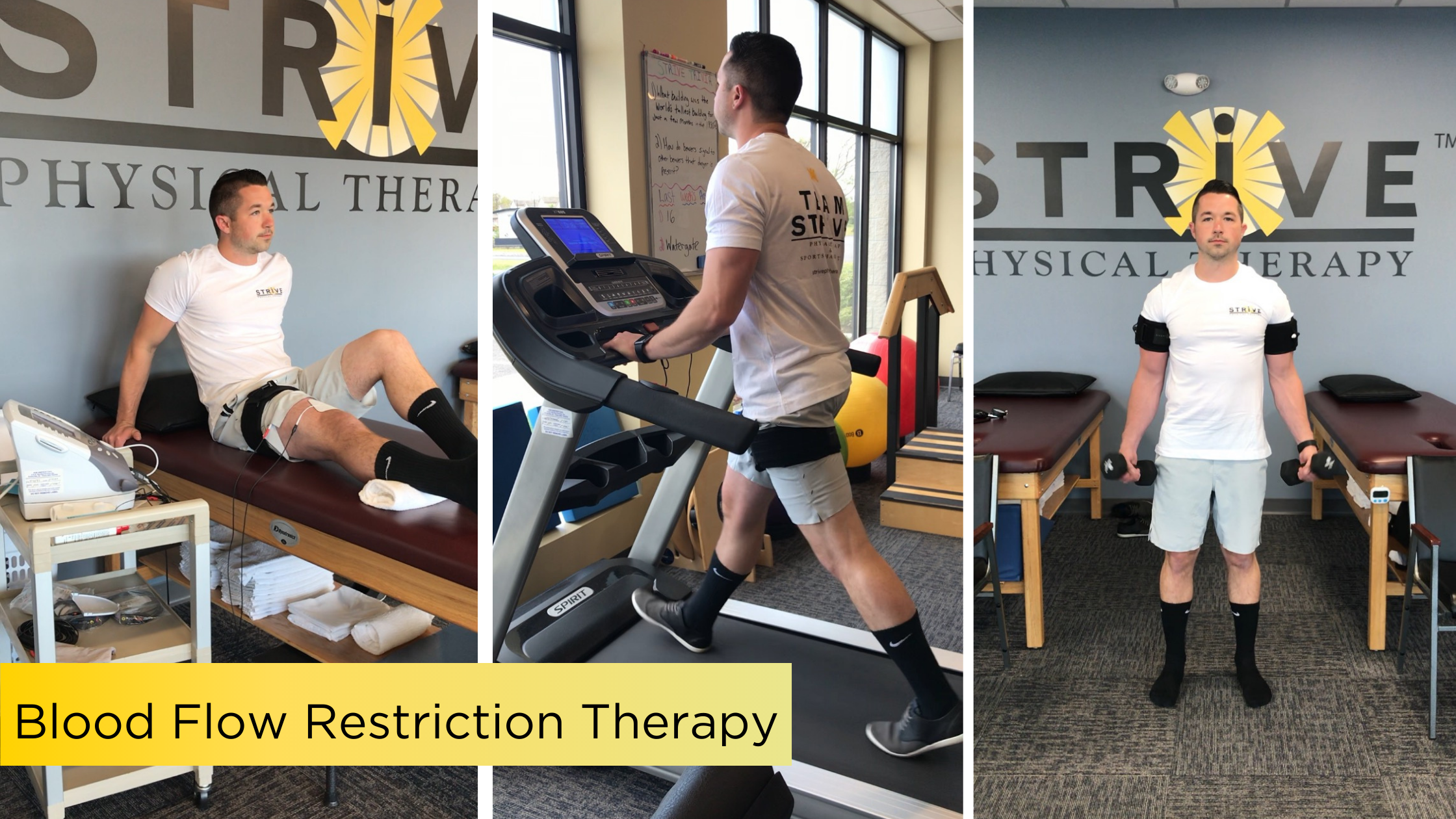 Blood Flow Restriction Therapy and How It Benefits You