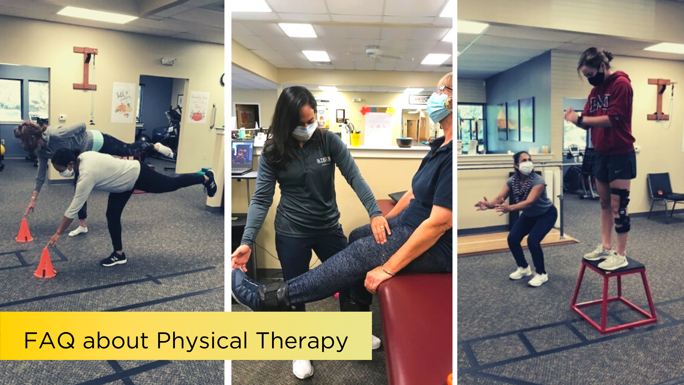 What is Physical Therapy?  – FAQs answered by a PT!