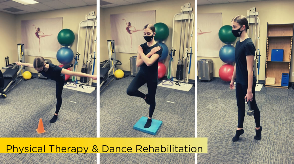 Physical Therapy & Dance Rehabilitation