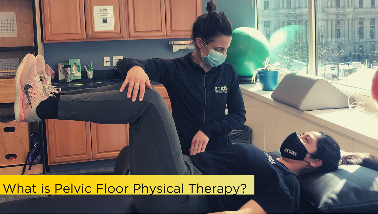 What is Pelvic Floor Physical Therapy?